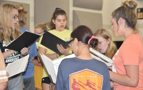 BHS Concert Choir plans for new year
