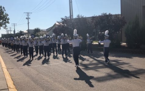 Band has strong showing at annual State Fair