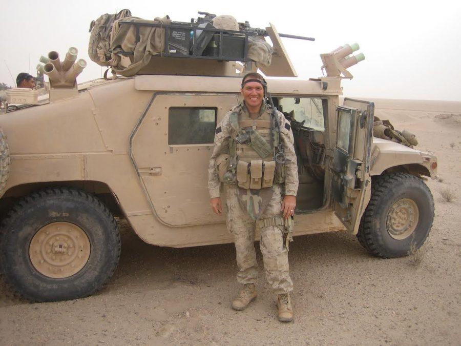 ALUMNI SPOTLIGHT: BHS grad reaches highest Marine rank