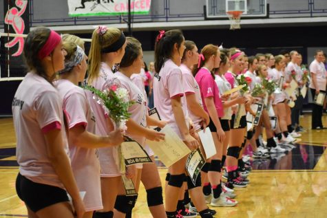 Pink Out raises $5,600 for LMH