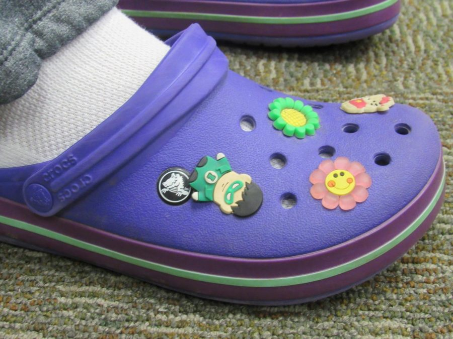 Do crocs have health benefits?