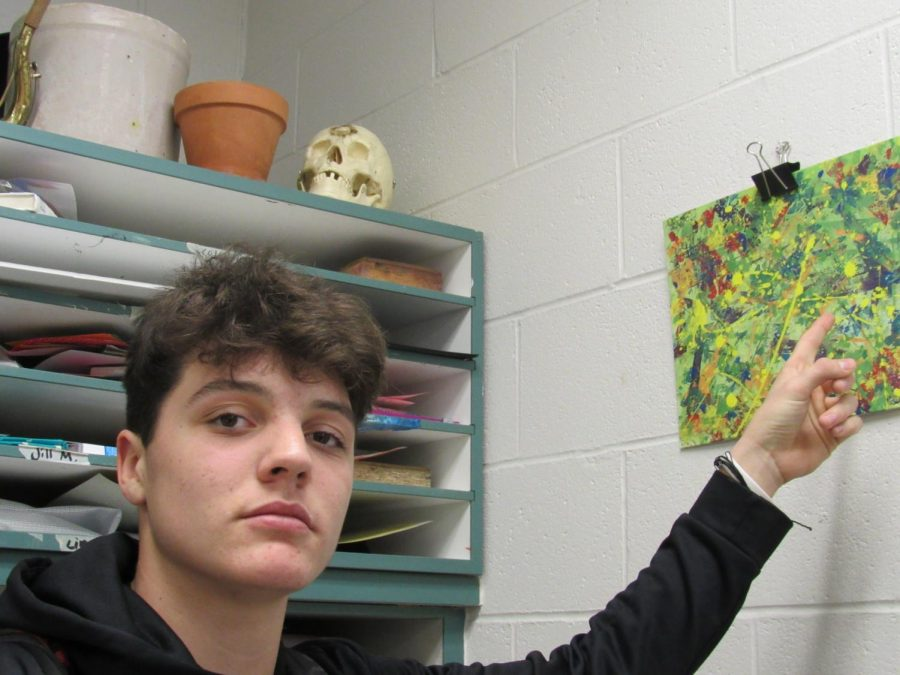 HUMANS OF BHS:  Hunter Peacock