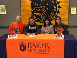 Flowers continuing football career at local Baker