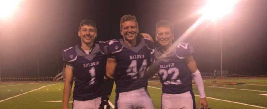 Heck brothers value time spent together on football team