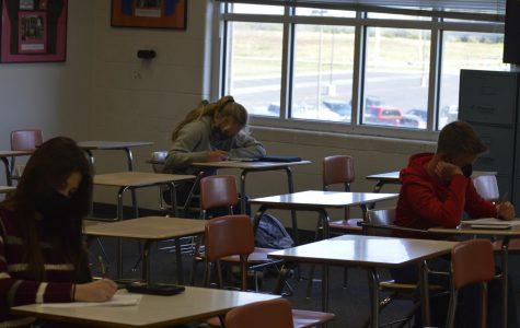 School year moving forward despite COVID chaos