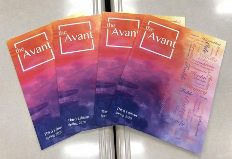 BHS to publish fourth issue of the Avant