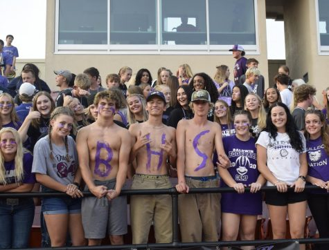 BHS fall sports move into normalcy